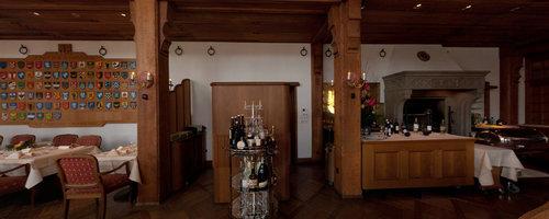 La Rôtisserie im Hotel Storchen Zürich
