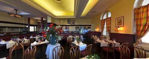 Restaurant Café Spitz