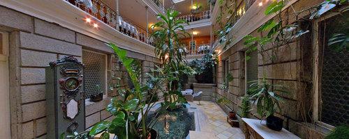 Atrium - Hotel Blume