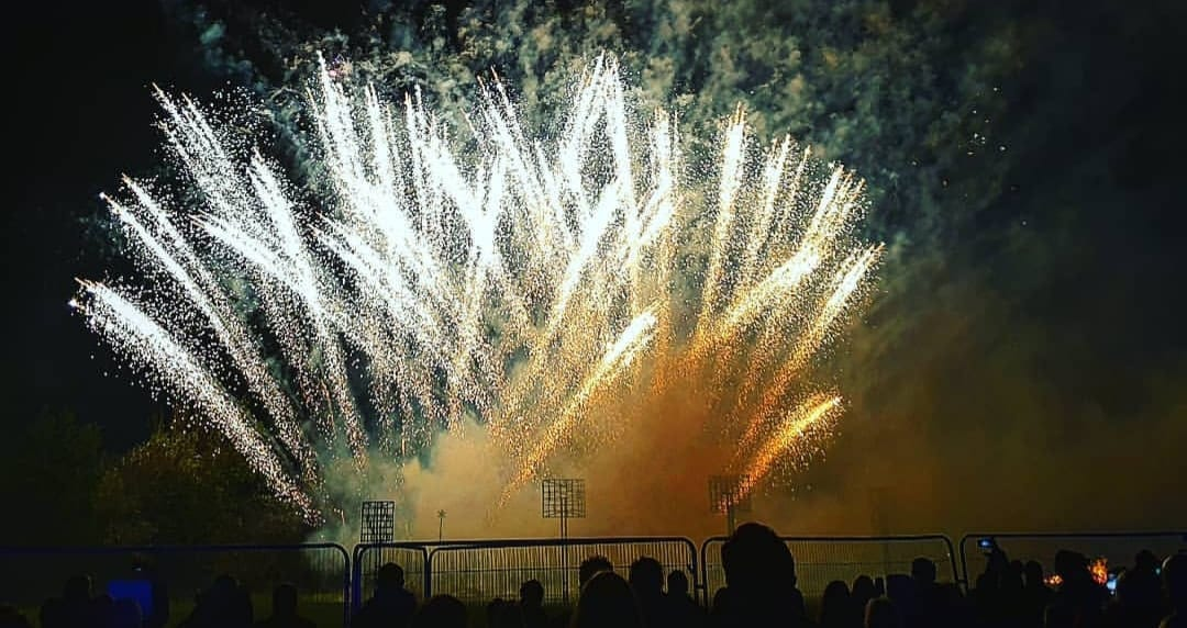 19.10.2019 Another year supporting Selsy Fireworks