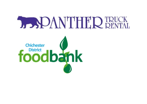 Supporting Chichester Food Bank into 2020
