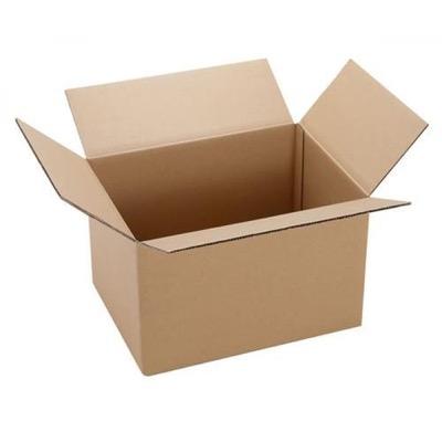"Double wall removal box. 22"" x 14"" x 14"".   55cm x 35cm x 35cm"