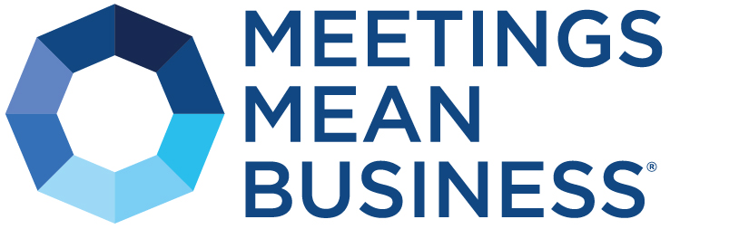 Logo for Meetings Mean Business