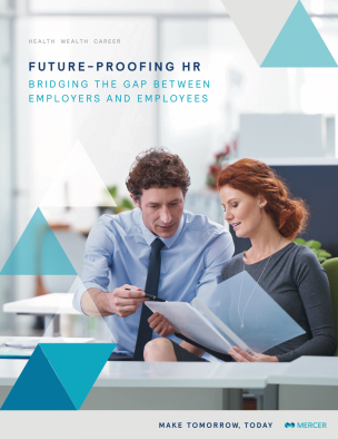 Future-Proofing HR: Bridging the gap between employers and employees