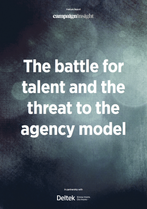 The battle for talent and the threat to the agency model