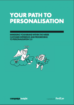 Your path to personalisation