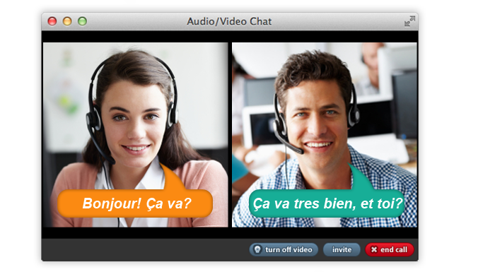 Audio & Video Chat - Papora com