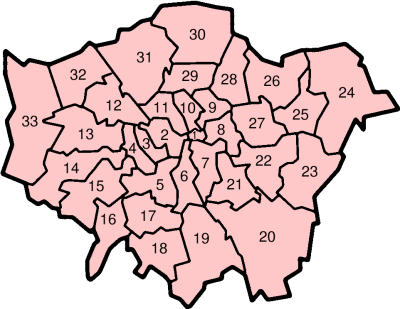 distritos-londinenses