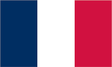 France flag - international shipping to France