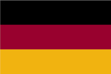 Germany flag - international shipping to Germany