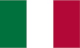 Italy flag - international shipping to Italy