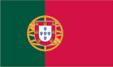 Portugal flag - international shipping to Portugal