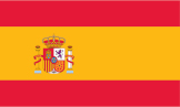 Spain flag - international shipping to Spain