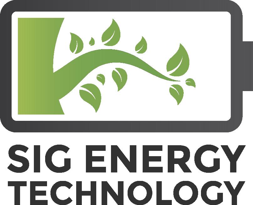 Logo de SIG ENERGY TECHNOLOGY