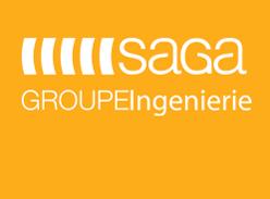 Logo de SAGA