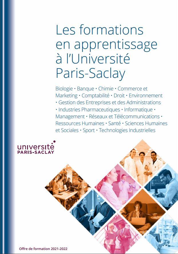 Catalogue 2021-2022 des formations en apprentissage
