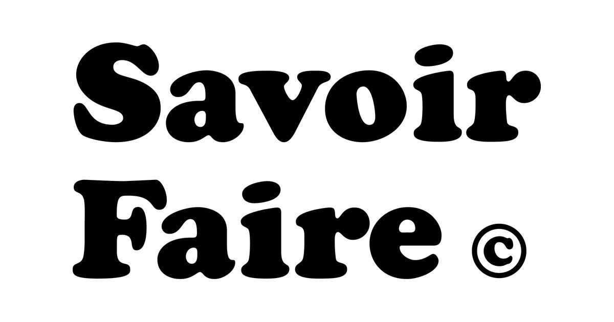 Logo de SAVOIR FAIRE SARL