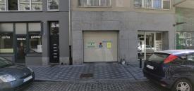 Parking Vrijheid Brussel