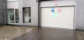 Parking Schaerbeek Avenue Albert Desenfans