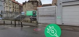 Parking Brabant wijk