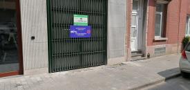 Parking Molenbeek Picard Tour & Taxis