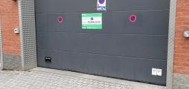 Parking Rue Delaunoy Molenbeek-Saint-Jean