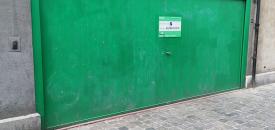 Parking Prévoyancestraat Brussel