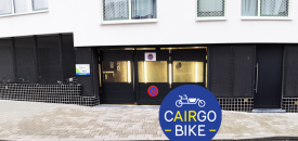 Parking Vélo Cargo - Neder-over-Hembeek Bruxelles
