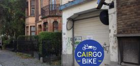 Parking Vélo Cargo - Schaerbeek Patrie