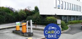 Parking Vélo Cargo - Delta Beaulieu Auderghem