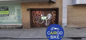 Parking Vélo Cargo - Place Stéphanie