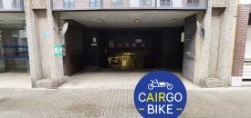 Parking Vélo  Cargo - St Michel Montgomery