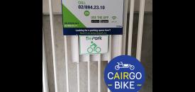 Parking Vélo Cargo - Ecole Royale Militaire