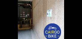 Parking Vélo Cargo - Louise Toison d'Or