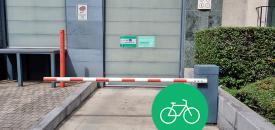 Bicycle Parking - Avenue Lloyd George 7 - Ville de Bruxelles