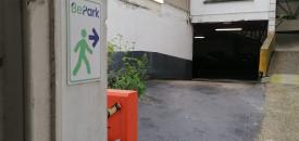 Parking Bailli Ixelles