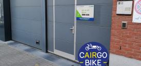 Parking Vélo Cargo - Quartier Nord Bruxelles