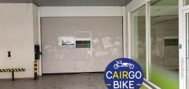 Cargo bike parking - Avenue d'Auderghem 70-72 - Etterbeek