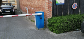Parking Station Mechelen