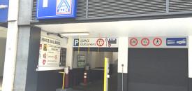 Parking Espace Guillemins  (rue des guillemins)