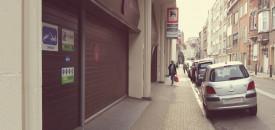Parking Lesbroussart Hennin