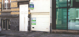 Parking Maelbeek (Rue Stevin)