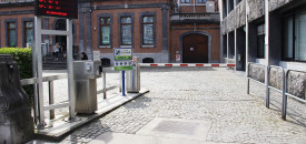Parking Station Namen BNP