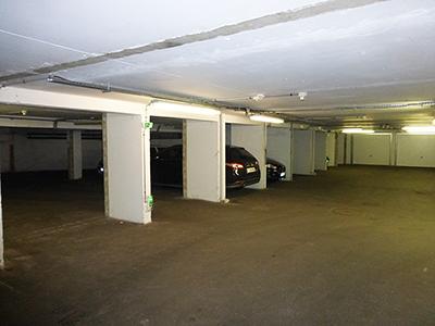 Parking Dugommier Coriolis