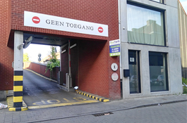 Parking Ghent Ledeberg