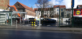 Parking Coteaux Schaerbeek