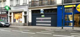 Parking Grote Markt Beurs Van Brussel