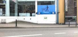 Parking  Auderghem  Chaussée de Wavre