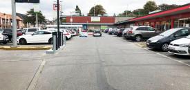 Parking Park Broydenborg