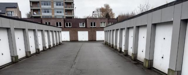 Parking Gand Zwijnaarde Gestichtstraat